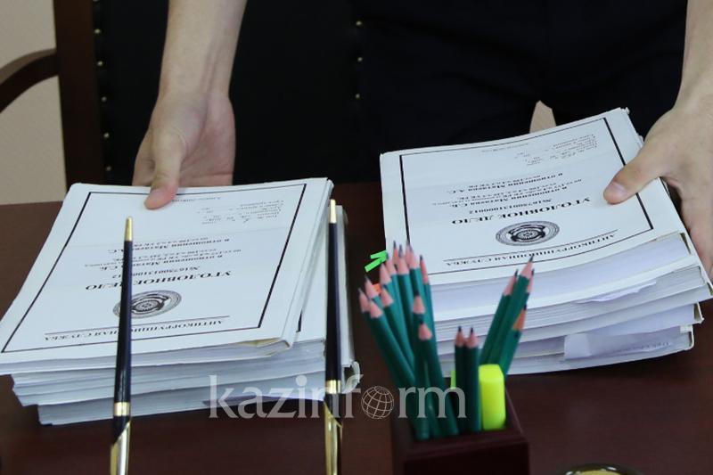 В Костанае полицейский предстанет перед судом за фальсификацию доказательств