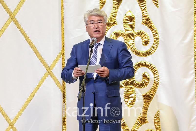 Арыстанбек Мухамедиулы открыл международный фестиваль балета в Астане