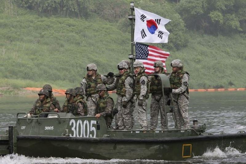 США может сократить войска в Южной Корее
