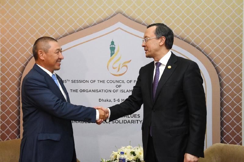 哈萨克斯坦外交官出任伊合组织副秘书长
