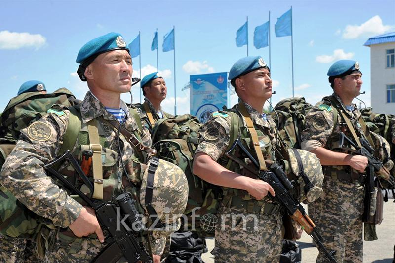 Kazakh President's TV and Radio Complex congratulates on Defender's Day