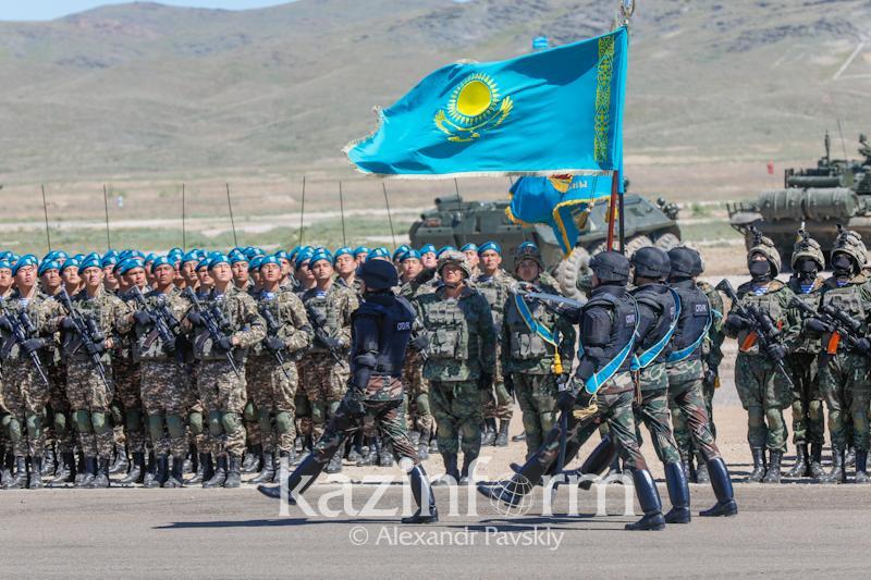Боевой парад-2018 в Отаре: Военные продемонстрировали полную готовность