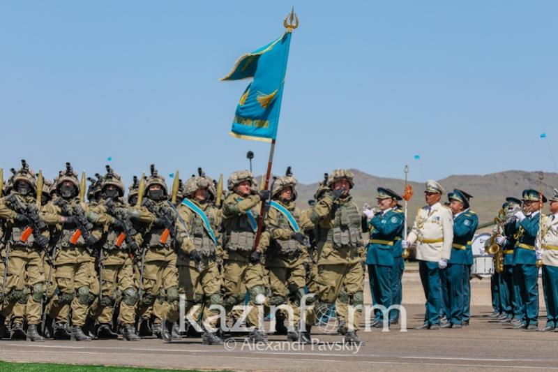 Military parade -2018: Military demonstrated full readiness
