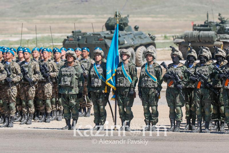Kazakh President expected to attend military parade in Otar