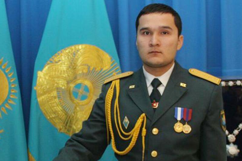 Выживший в теракте в Актобе солдат пожелал мира казахстанцам