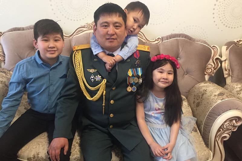 Обезвредивший опасного преступника военный: Это мой долг перед Родиной