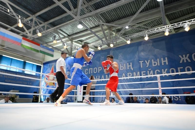 Алматыда Сағадат Нұрмағамбетовтің жүлдесі үшін бокстан турнир басталды