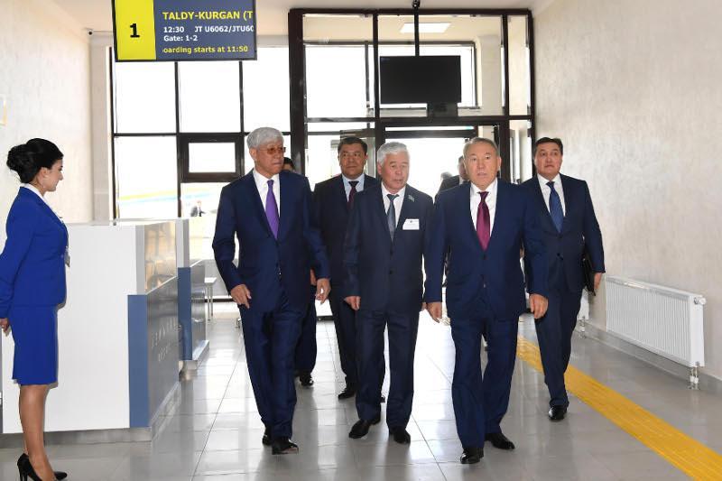 Президент поставил в пример сельское хозяйство Алматинской области