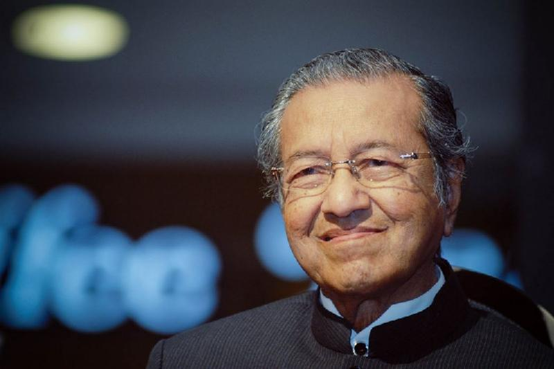 92岁马哈蒂尔出任马来西亚总理