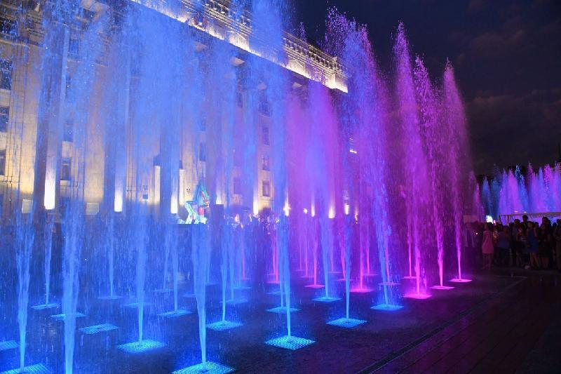 Девять новых фонтанов построят в Алматы