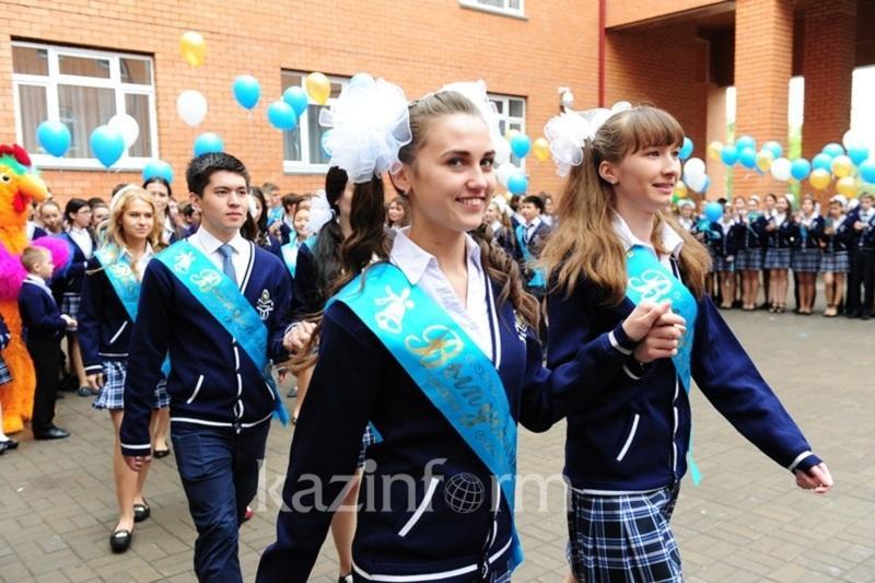 Последний звонок прозвенит для 8 тысяч выпускников Карагандинской области
