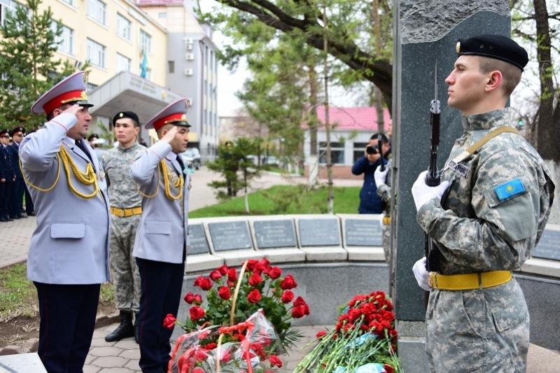 Фильм о погибшем бойце спецназа сняли в Карагандинской области