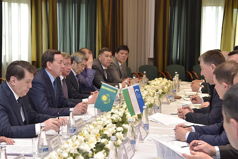 МВД Казахстана и Узбекистана создали совместную  координационную группу