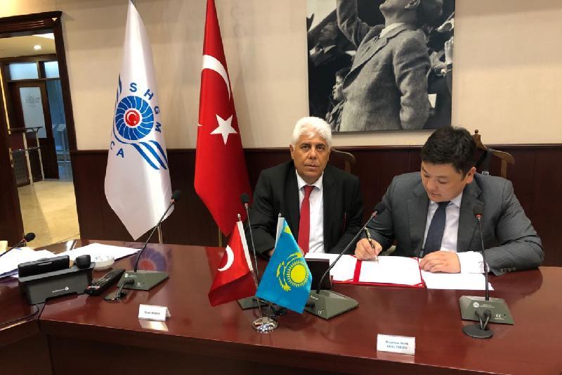 Казахстанские порты хотят использовать для Ro-Ro перевозок в транскаспийском направлении