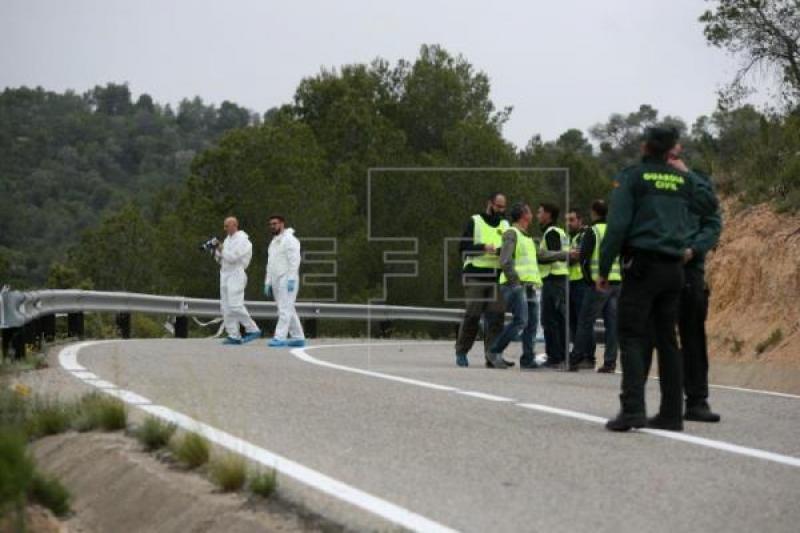 Испанияда ұшақ апатынан үш адам қаза тапты