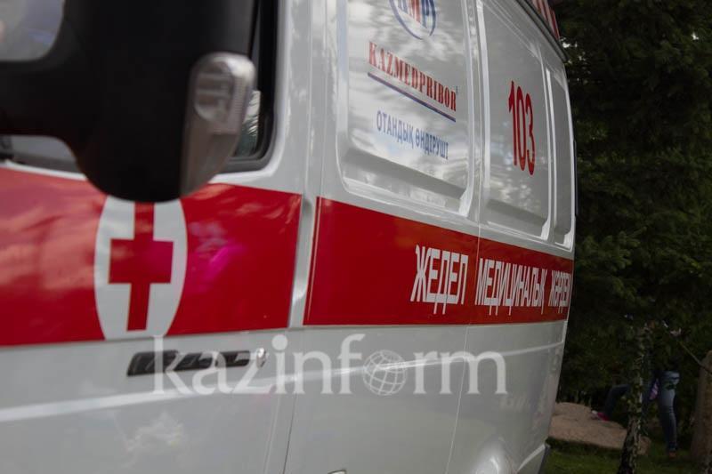 5 человек госпитализированы с огнестрельными ранениями в Карагандинской области