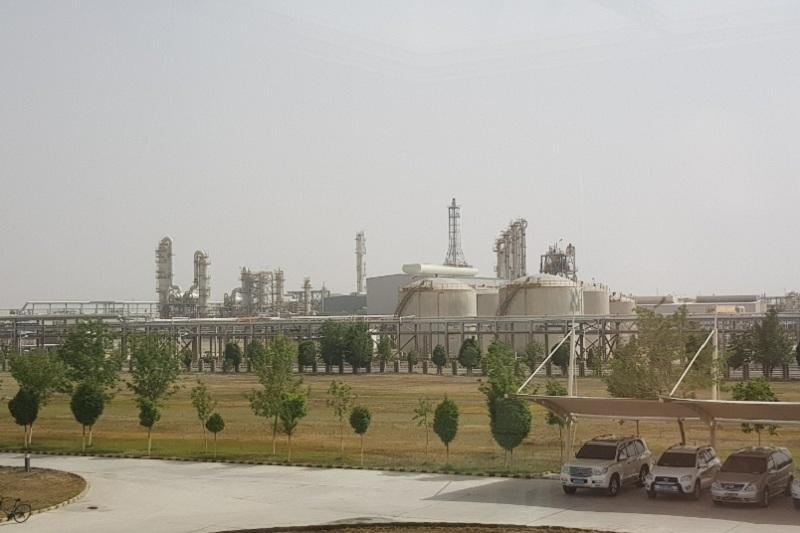 新疆交通枢纽-库尔勒市
