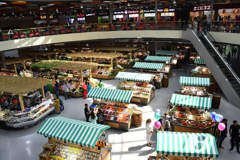 Рынки Алматы модернизируют до конца года