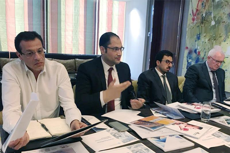 Qatari businessmen learn about perspective Kazakhstan's investment projects