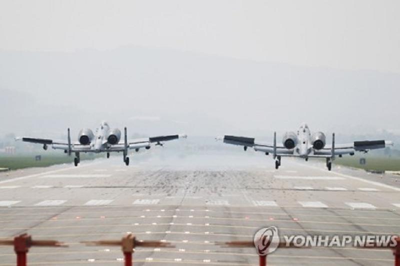 Южная Корея и США проведут военные учения, несмотря на протест КНДР