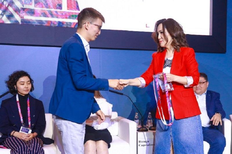 Победителей конкурса «Я иду на АЭФ-2018» наградили в Астане