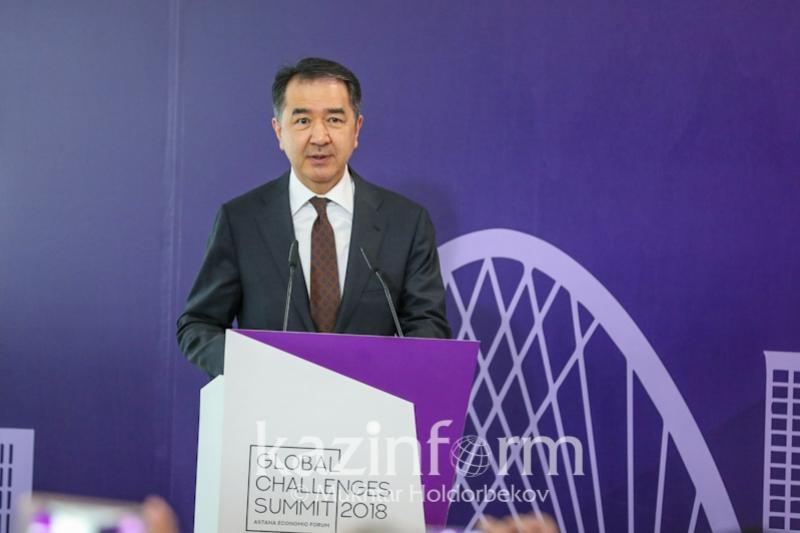 Kazakh PM presented Green Technologies Center in Astana