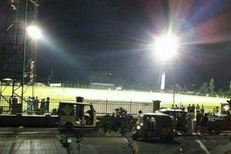 阿富汗体育场发生爆炸造成8人遇难
