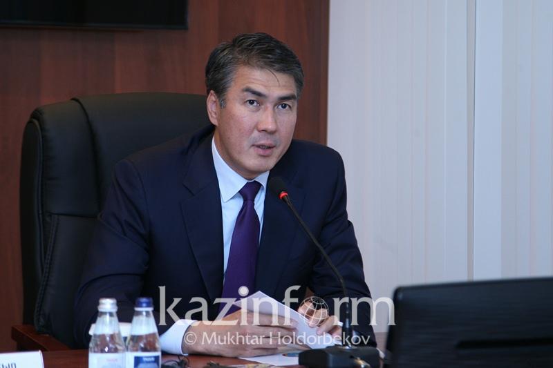 Асет Исекешев освобожден от должности Руководителя Администрации Президента РК