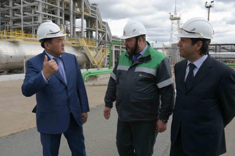 Булат Бакауов пригласил бизнесменов Башкортостана в СЭЗ «Павлодар»