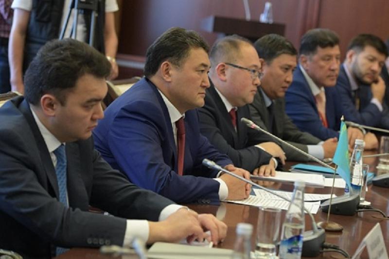 Павлодарская область и Башкортостан обсудили сотрудничество в области нефтехимии