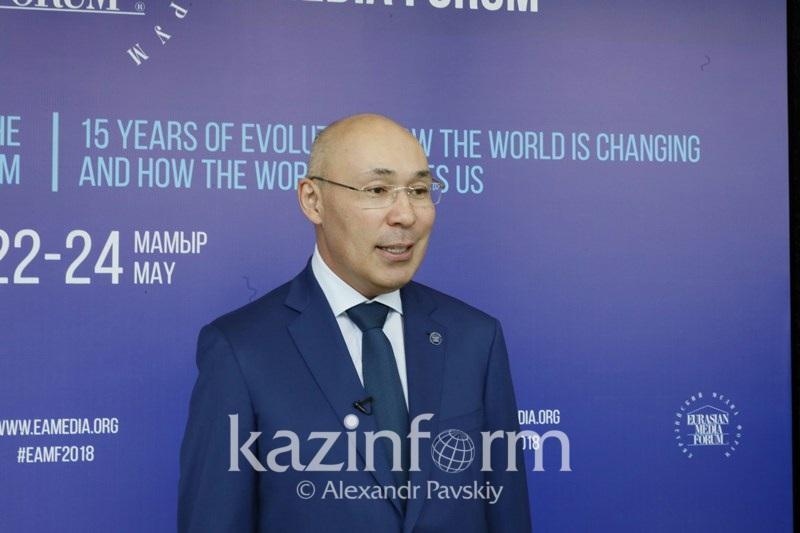 Хаб глобальных финансовых медиа может появиться в Нур-Султане