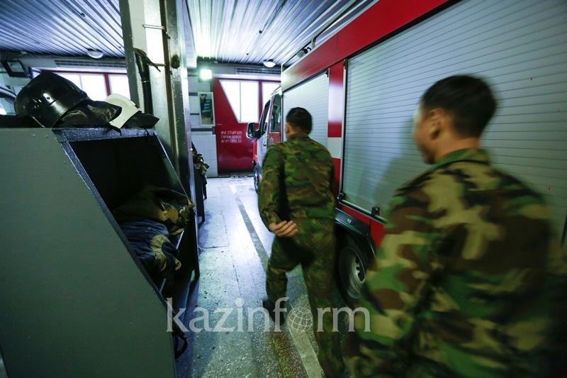 В Шымкенте может появиться платная служба спасателей