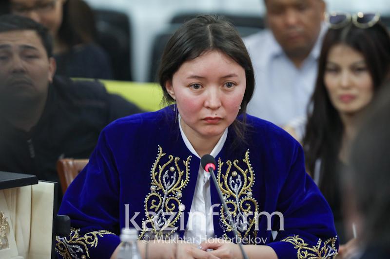 Самал Еслямова рассказала о работе в фильме «Айка»