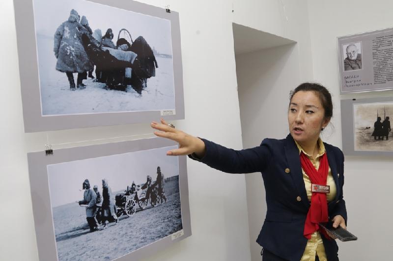 Фотовыставку посвятили памяти жертв политических репрессий в Карагандинской области