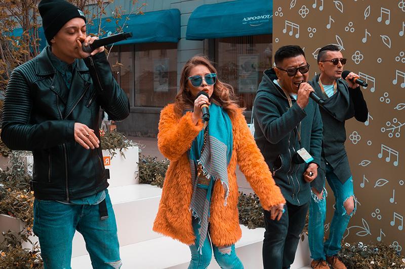 Казахстанские вокалисты стали призёрами на московском международном конкурсе