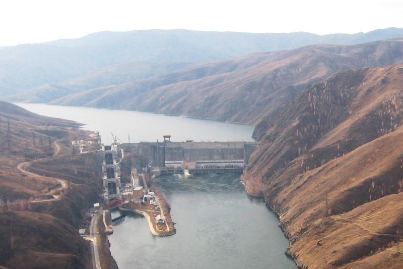На Усть-Каменогорской ГЭС завершили пятилетнюю работу по модернизации