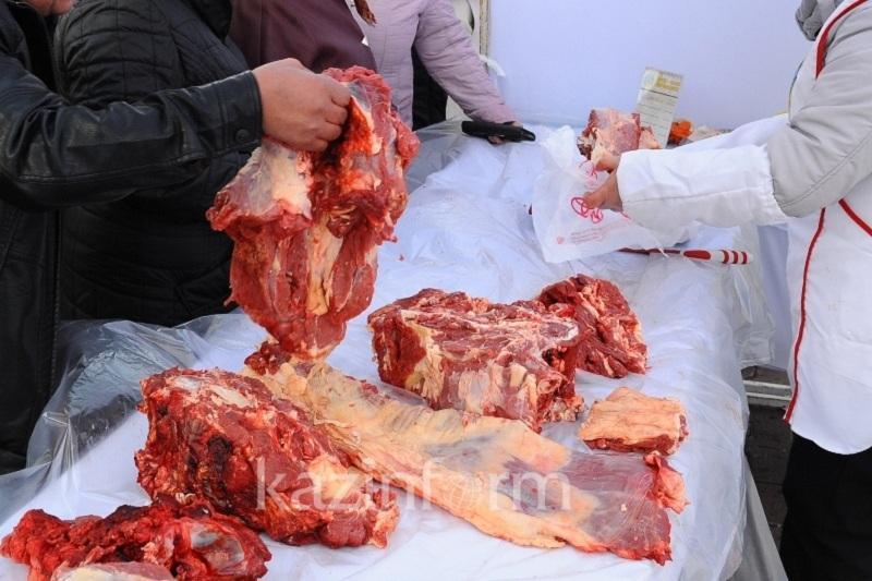 В Казахстане прошло большое импортозамещение по говядине - Умирзак Шукеев