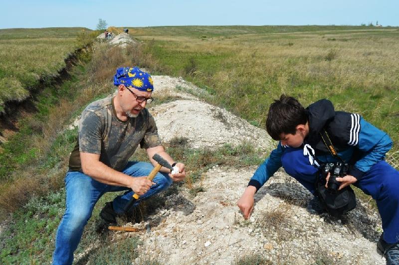 Окаменелости организмов девонского периода найдены в Экибастузе