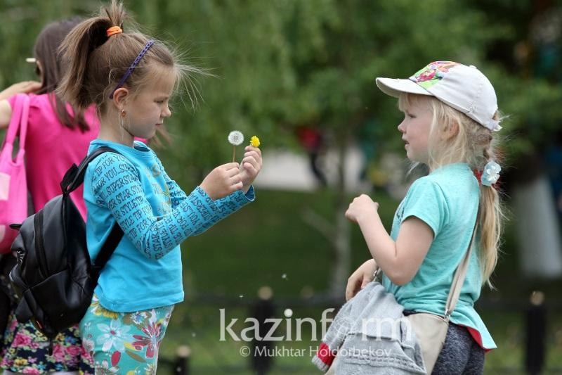 Бесплатный проезд для детей организовали 1 июня в Петропавловске