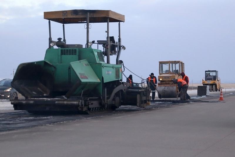 Завершение реконструкции дороги Караганда - Темиртау планируется в ноябре