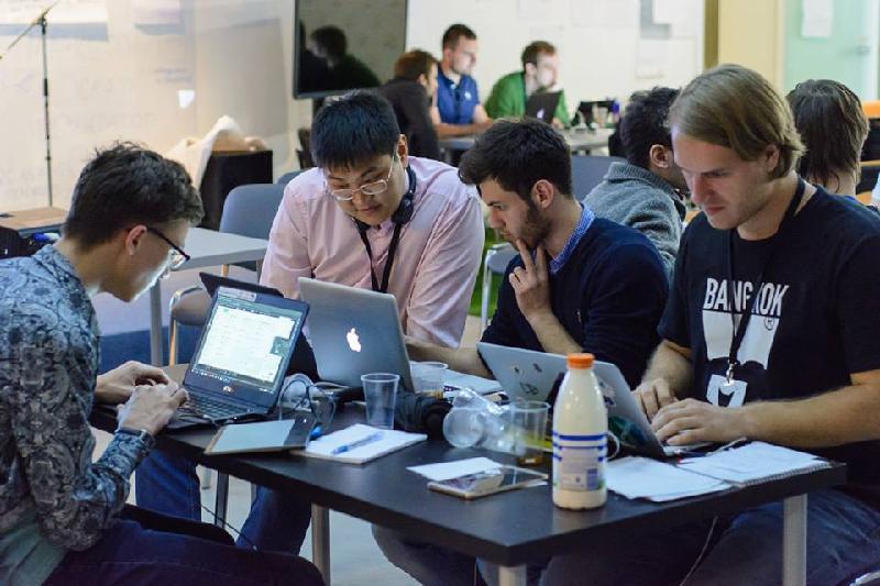 Kazakhstan team wins UNICEF Hackathon