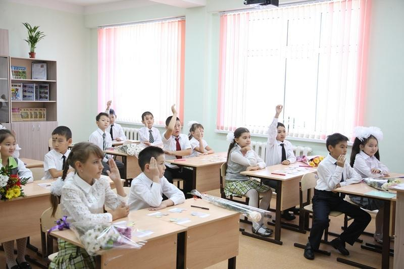 Трехсменное обучение  ликвидируют в Шымкенте