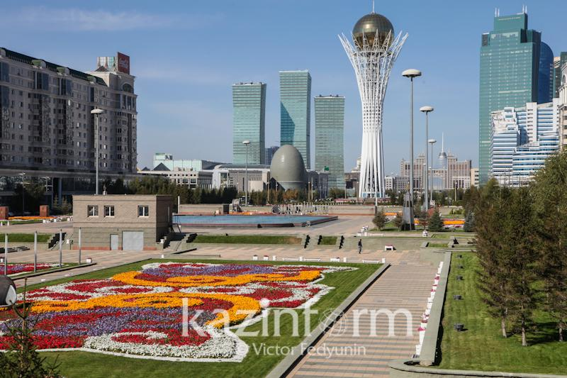 How giant tree legend turned into reality in Astana