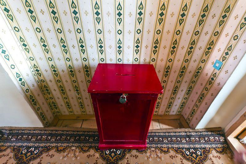 Ящик с пожертвованиями украли из мечети в Алматинской области