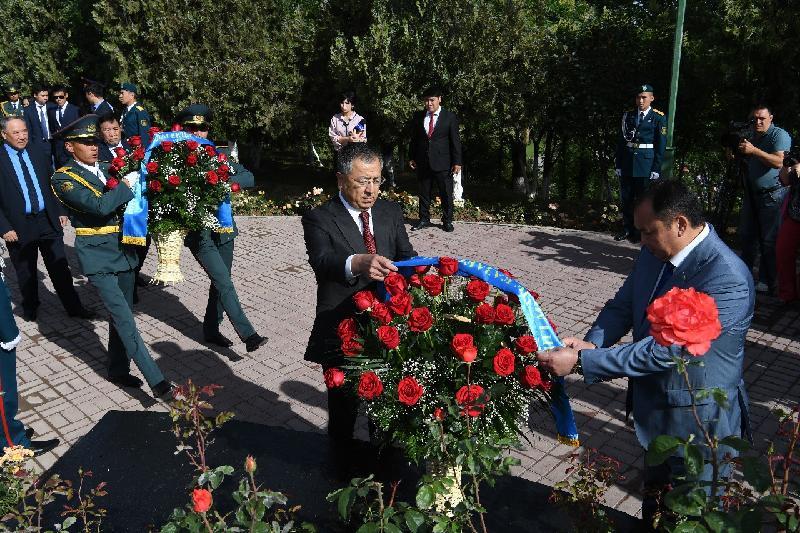 В ЮКО почтили память жертв политических репрессий