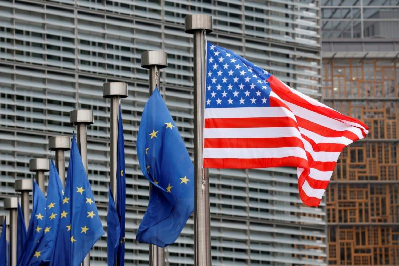 ЕС введет ответные пошлины на некоторые товары из США