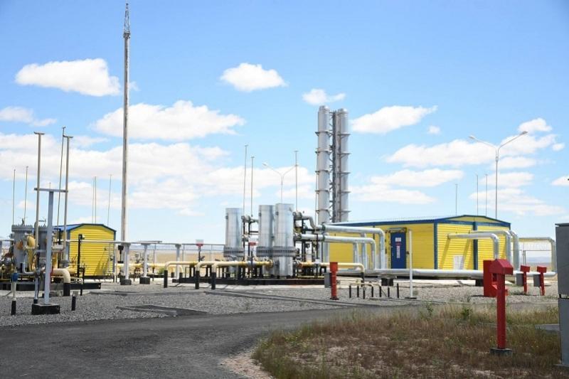 Город Кентау полностью газифицируют в этом году