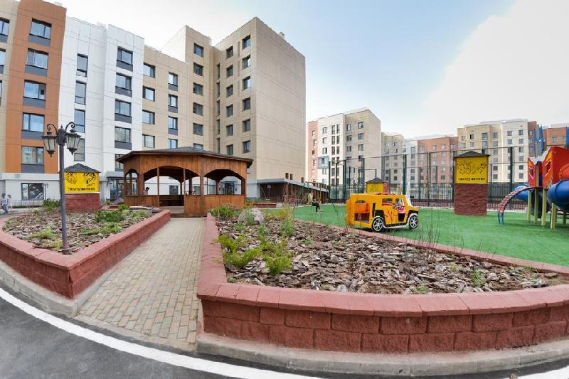 Определена стоимость квартир в жилом квартале ЭКСПО