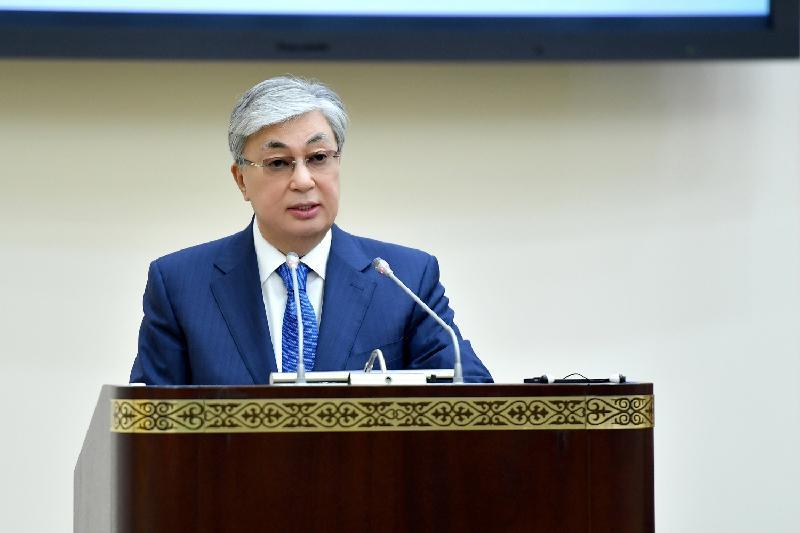 2018 жылы Сенат өте белсенді жұмыс істеді - Қасым-Жомарт Тоқаев