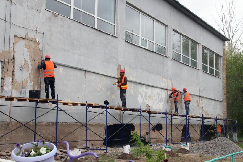 Около 840 млн тенге выделили на ремонт школ и детских садов в Караганде